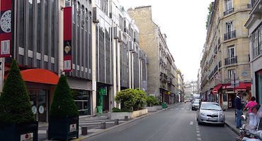 Book your parking space close to the Drouot Auction House in Parkingsdeparis