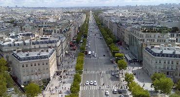Parkings près des Champs-Élysées in Parkingsdeparis