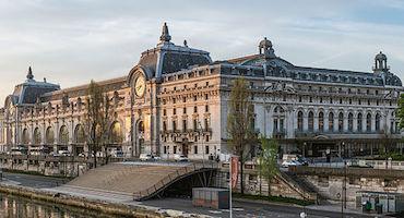 Réservez votre place de parking pour visiter le Musée d'Orsay et ses expositions in Parkingsdeparis