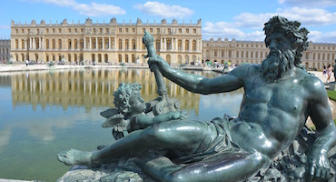 Book your parking space to visit the Palace of Versailles in Parkingsdeparis