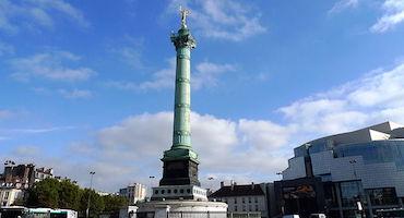 Réservez votre place de parking avant d'aller vous promener autour de la Place de la Bastille in Parkingsdeparis