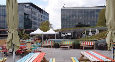 Réservez votre place de parking pour découvrir la nouvelle Cité de la Mode et du Design et le quartier de la Gare d'Austerlitz in Parkingsdeparis