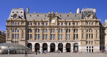 Parkings pas chers pour la gare Saint-Lazare in Parkingsdeparis