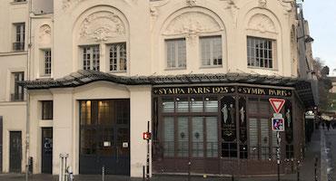 Parkings près de l'Elysée Montmartre in Parkingsdeparis