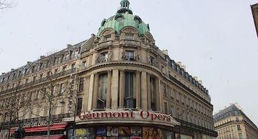 Parkings près du cinéma Gaumont Opéra in Parkingsdeparis