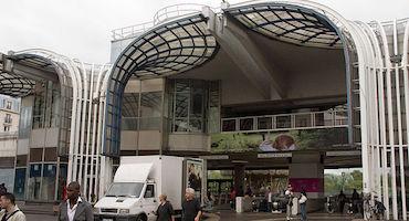 Parkings autour de la gare de Châtelet - Les Halles in Parkingsdeparis