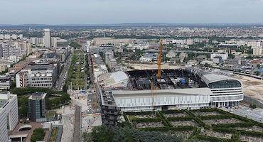 Parkings pas chers pour la U Arena de Nanterre in Parkingsdeparis