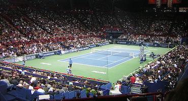 Parkings pour le Rolex Paris Masters de tennis à l'AccorHotels Arena in Parkingsdeparis
