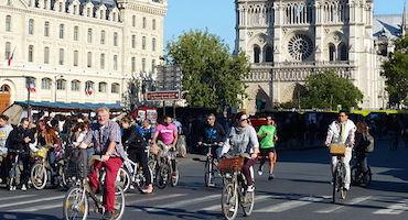 Parkings et offres spéciales pour la Journée sans ma voiture de Paris ! in Parkingsdeparis