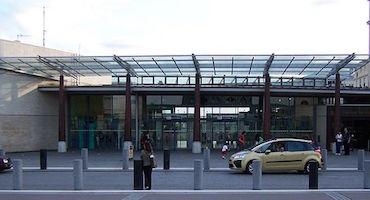 Parkings près de la gare du Val d'Europe in Parkingsdeparis
