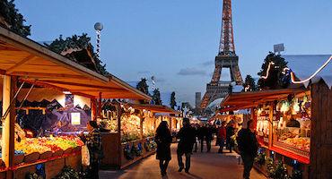 Réservez votre place de parking près des Marchés de Noël de Paris ! in Parkingsdeparis