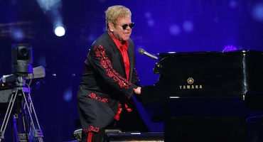 Parkings pour le prochain concert d'Elton John in Parkingsdeparis