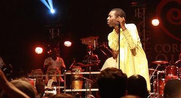 Parkings pour le concert de Youssou N'Dour le 18 Novembre à Bercy in Parkingsdeparis