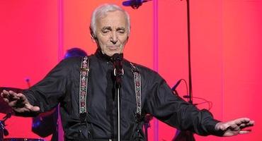 Parkings pour les concerts de Charles Aznavour à Bercy in Parkingsdeparis