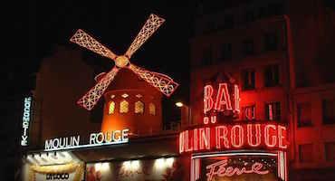 Parkings au Festival Les Femmes s'en mêlent - La Machine du Moulin Rouge in Parkingsdeparis