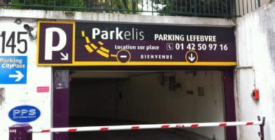 Parkélis Lefebvre