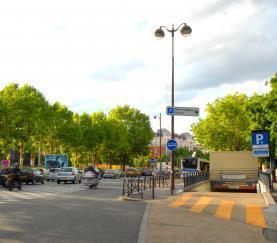 Porte d'Orléans