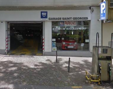 Garage Saint-Georges - 19e arr.