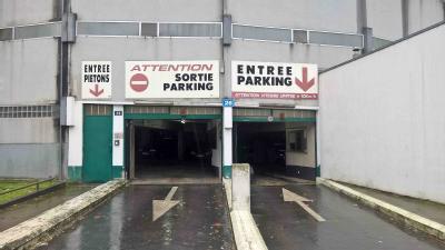 Parking du Stade Vinci