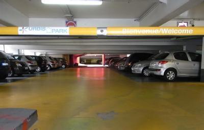 Aulnay-sous-Bois - Parking de la Gare