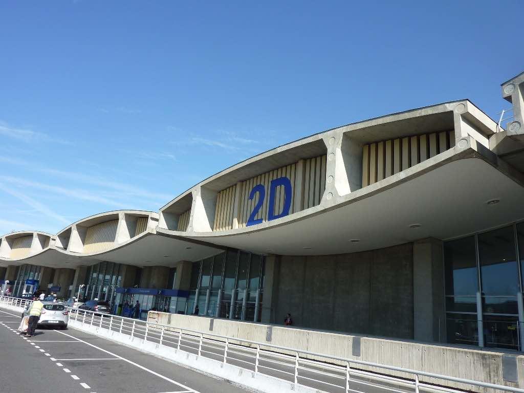 Parkineo Aéroport Paris Roissy CDG - Couvert