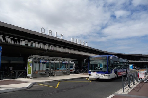 Parkineo Aéroport Paris Orly - Couvert