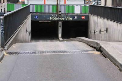 Hôtel de Ville - Paris
