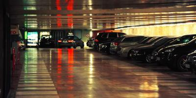 Car park in 4 38 et 59 Avenue des Ternes 75017 in Paris ...