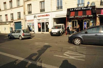 Garage du Faubourg - Gare de Lyon