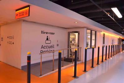 Forum des Halles-Rambuteau