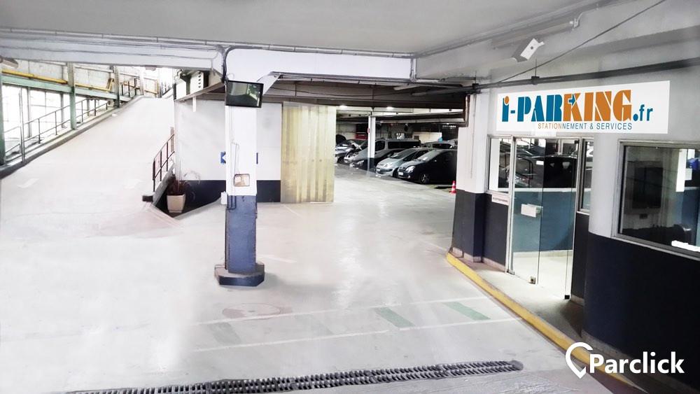 I-Parking