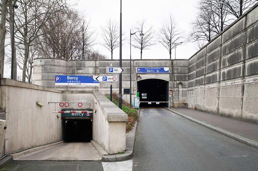 Bercy - Quai de Bercy