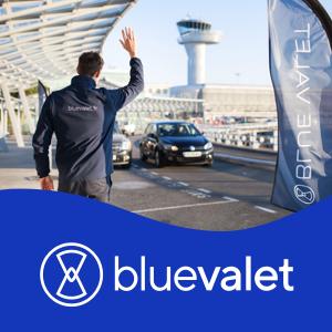 Blue Valet - Gare de Paris Nord