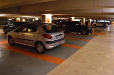 car park in 26 rue de chalon in paris parkingsdeparis. Black Bedroom Furniture Sets. Home Design Ideas